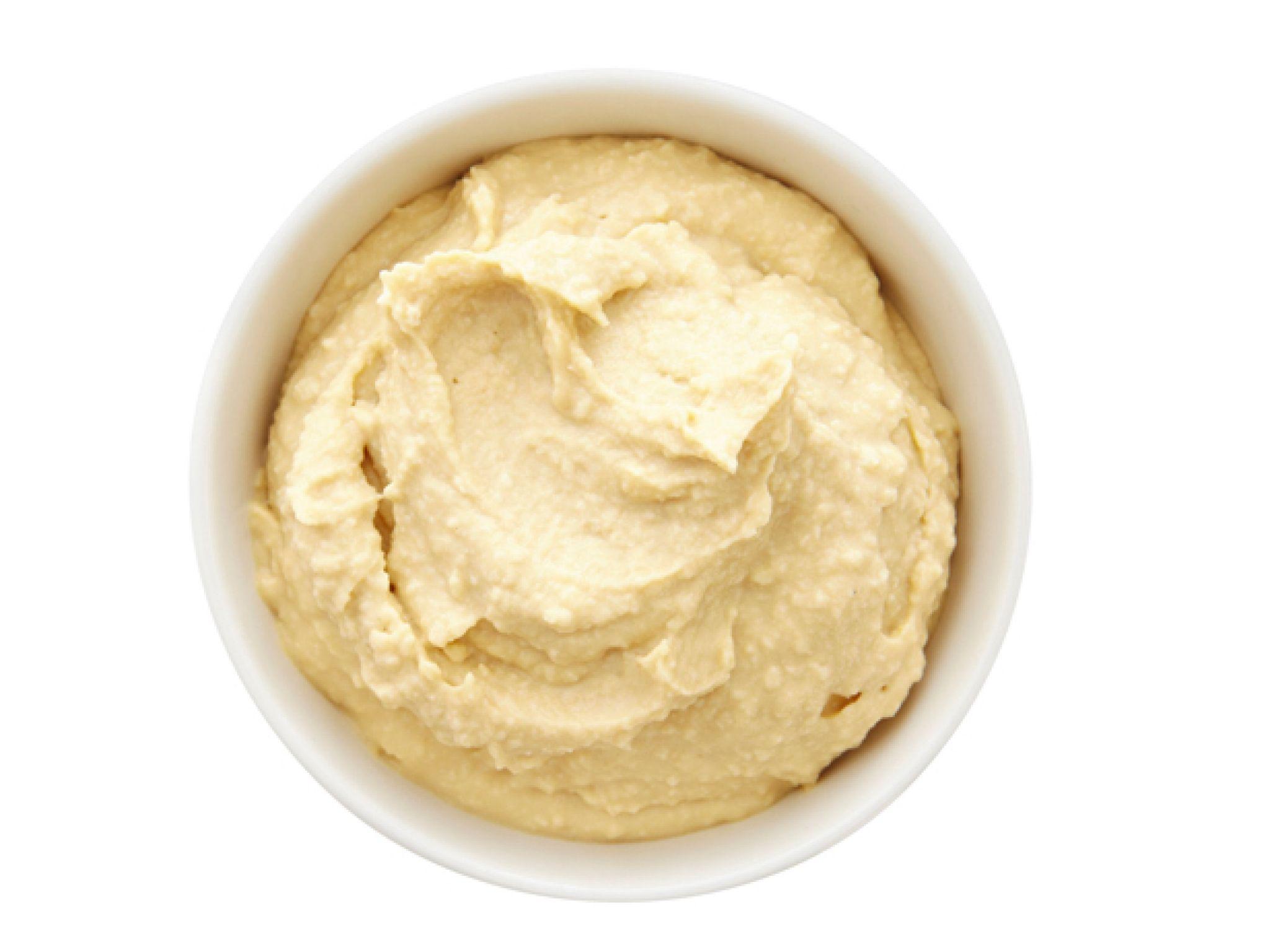 Hummus van kikkererwten