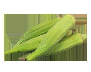 Okra wordt vaak als bindmiddel gebruikt