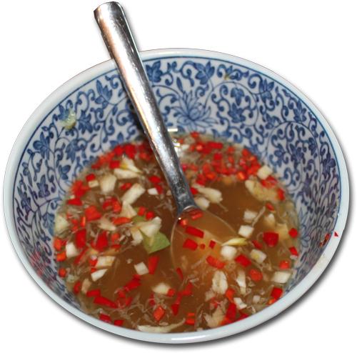 Nuoc cham, Vietnamese dipsaus